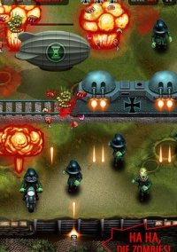 Обложка Apocalypse Zombie Commando