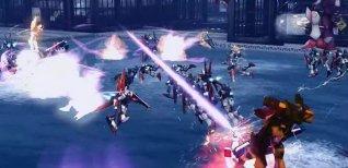 Dynasty Warriors: Gundam Reborn. Видео #2