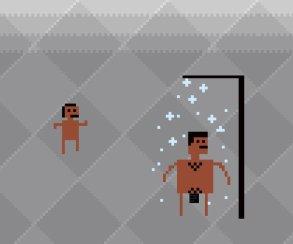 Shower With Your Dad Simulator 2015: помыться с папой за 29 рублей