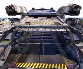 Утечка файлов Star Citizen: космический авианосец и взгляд в будущее