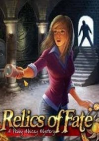Обложка Relics of Fate: A Penny Macey Mystery