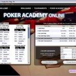 Скриншот Poker Academy: Texas Hold'em – Изображение 5
