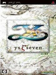 Обложка Ys VII
