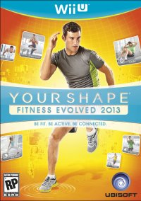 Обложка Your Shape: Fitness Evolved 2013