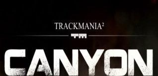 Trackmania 2: Canyon. Видео #1