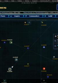 Обложка Astro Empires