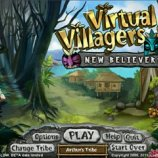 Скриншот Virtual Villagers: New Believers