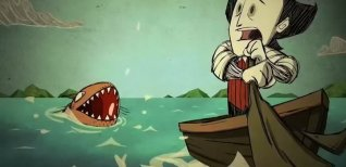 Don't Starve: Shipwrecked. Тизер - трейлер