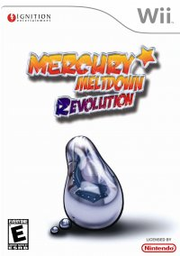 Обложка Mercury Meltdown Revolution