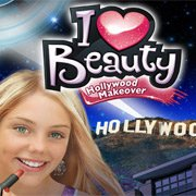 Обложка I Love Beauty: Holywood Makeover
