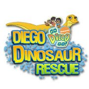 Обложка Diego Dinosaur Rescue