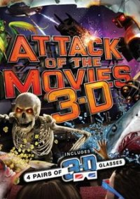 Обложка Attack of the Movies 3D