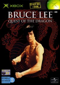 Обложка Bruce Lee: Quest of the Dragon
