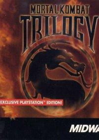 Обложка Mortal Kombat Trilogy