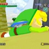 Скриншот The Legend of Zelda: The Wind Waker