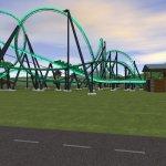 Скриншот Hyper Rails: Advanced 3D Roller Coaster Design – Изображение 23