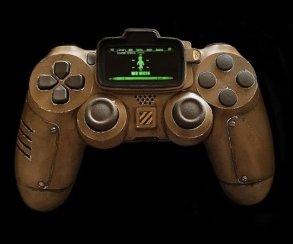 Крутой контроллер для PS4 встиле Fallout может пережить апокалипсис