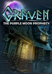 Обложка GRAVEN The Purple Moon Prophecy
