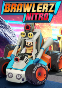 Обложка Brawlerz : Nitro