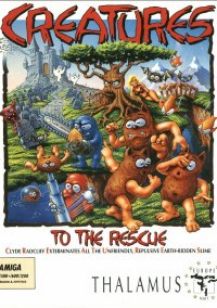Обложка CREATURES to the Rescue