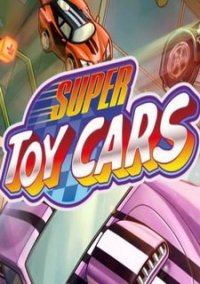 Обложка Super Toy Cars