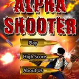 Скриншот Alpha Shooter