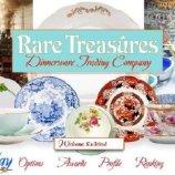 Скриншот Rare Treasures: Dinnerware Trading Company – Изображение 3
