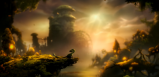 Ori and the Will of the Wisps. Дебютный трейлер с E3 2017