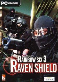 Обложка Tom Clancy's Rainbow Six 3: Raven Shield