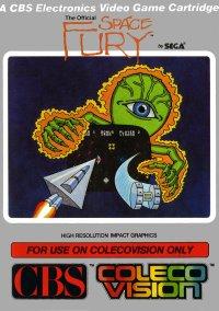 Обложка Space Fury