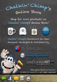 Обложка Chalkin' Chimp