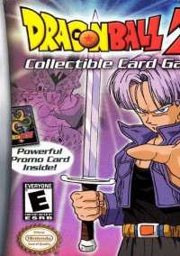 Обложка Dragon Ball Z: Collectible Card Game