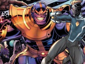 Танос сбежит из тюрьмы в финале комикса «Стражи Галактики»