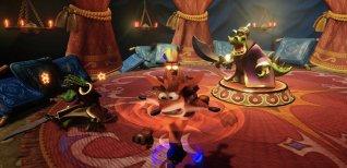Crash Bandicoot N. Sane Trilogy. Рекламный ролик