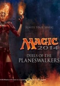 Обложка Magic: The Gathering — Duels of the Planeswalkers 2014