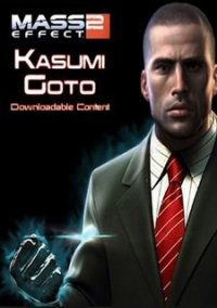 Обложка Mass Effect 2: Kasumi's Stolen Memory
