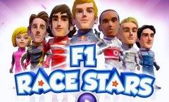 F1 Race Stars. Геймплейное видео гонок по фантастическим трассам