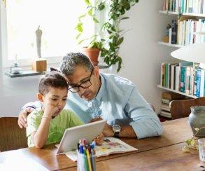 Google поможет родителям контролировать смартфоны детей