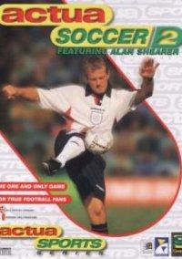 Обложка Actua Soccer 2