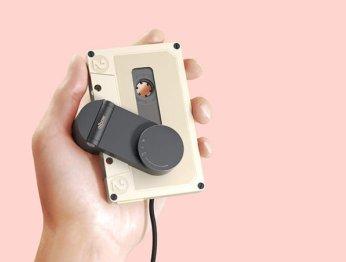 Elbow — современный плеер для воспроизведения аудиокассет
