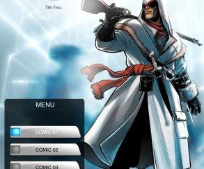 Комикс Assassin's Creed про русского цареубийцу вышел на iPad