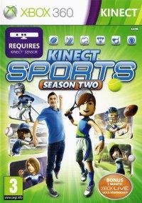 Обложка Kinect Sports: Season 2