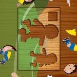Скриншот Wood Puzzle Soccer