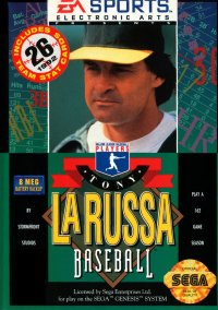 Обложка Tony La Russa Baseball