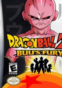 Обложка Dragon Ball Z: Buu's Fury