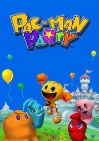 Обложка Pac-Man Party