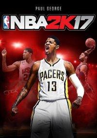 Обложка NBA 2K17