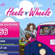 Обложка Heels-n-Wheels