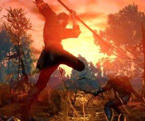 Геральт и Цири рубят на куски в новом трейлере The Witcher 3