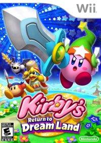 Обложка Kirby's Return to Dream Land